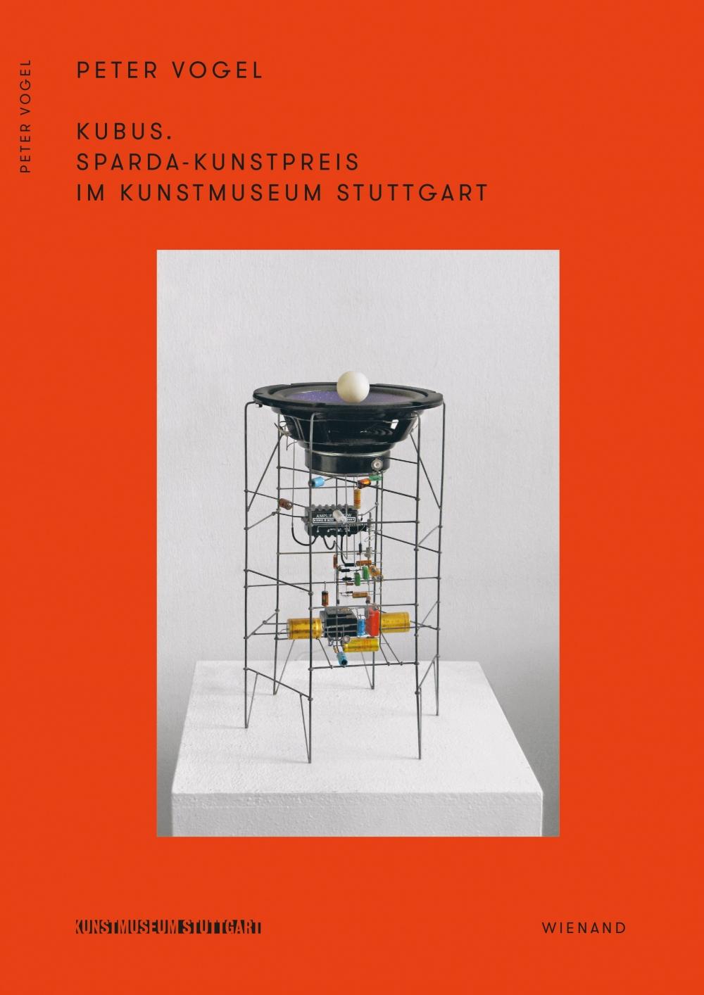 Kubus Sparda Kunstpreis Im Kunstmuseum Stuttgart